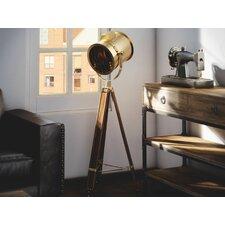 """Brushton 62"""" Tripod Floor Lamp"""
