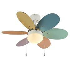 76cm Candy 6-Blades Ceiling Fan