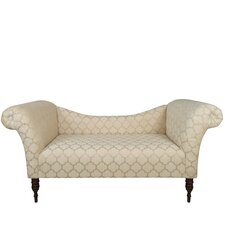 Herve Chaise Lounge in Pastis