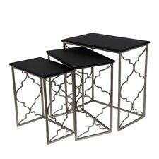 Cambron 3 Piece Nesting Tables