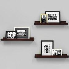 Edge Picture Frame Ledge (Set of 3)