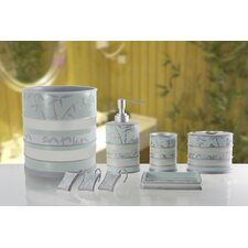 Florine 5 Piece Bathroom Accessory Set