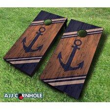 Anchor Cornhole Set
