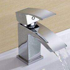 Mono Monobloc Basin Mixer with Waste