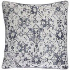 Gardner Square Cotton Throw Pillow