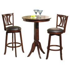 Loami 3 Piece Pub Table Set