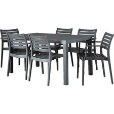 Nikoleta 7 Piece Dining Set