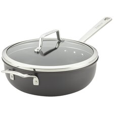 4-qt. Chef's Pan with Lid