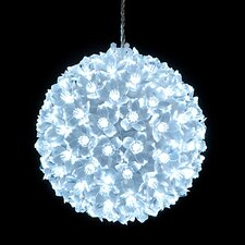White LEDs Cherry Ball 100 Light Lamp