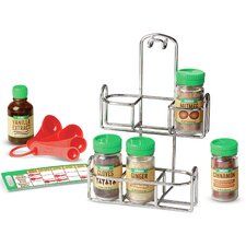 Let's Play House! 11 Piece Baking Spice Set