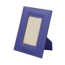 Cotton 'Leather' Picture Frame
