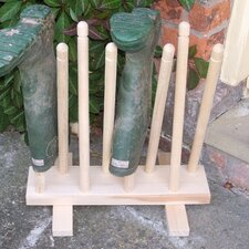 Floor Boot and Welly Rack