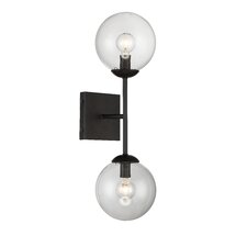 QUICK VIEW. Bendooragh 2-Light Wall Sconce