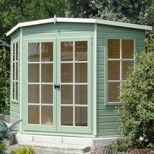 Petrizzi 7 x 7 Wooden Summerhouse
