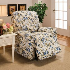 Stretch Jersey Solid Recliner Slipcover