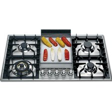 """35"""" Gas Cooktop with 4 Burners"""