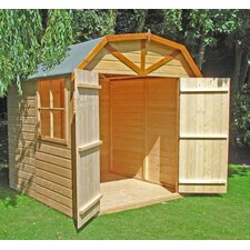 7 x 7 Wooden Storage Shed
