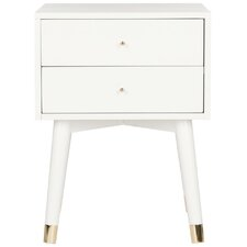 Ables 2 Drawer Nightstand
