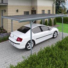 Verona 5000 10 Ft. W x 16.5 Ft. D Carport & Patio Cover
