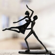 Figur Dancing Couple in Lift