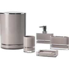 Majesty 5-Piece Bathroom Accessory Set
