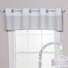 Art Deco Window Curtain Valance