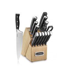 Triple Rivet 15 Piece Knife Block Set