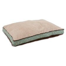 Fashion Gusseted Dog Pillow Bed