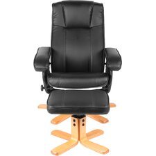 Premier Recliner and Footstool