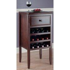 Crescent 12 Bottle Floor Wine Cabinet