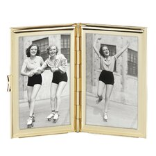 Garden Drive Hinged Pocket Picture Frame
