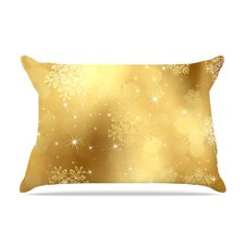 Snap Studio 'Golden Radiance' Pillow Case