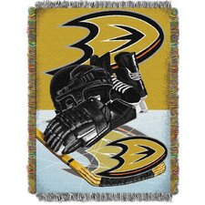 NHL Home Ice Advantage Tapestry Throw Blanket