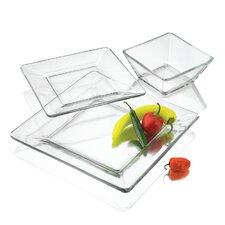 Tempo 12 Piece Dinnerware Set, Service for 4