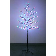 Cherry Tree Static with LED Lamp