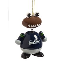 NFL Ball Man Ornament
