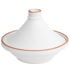 Calisto 1.5L Terracotta Round Tagine