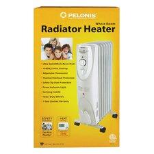 600/900/1500 Watts Portable Electric Radiant Radiator Heater