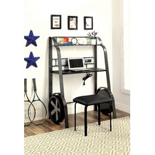 Beatriz Youth Desk and Stool Set