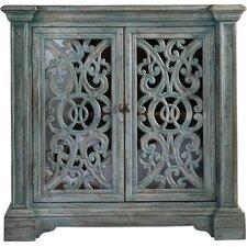 Melange Artesia 2 Door Accent Cabinet