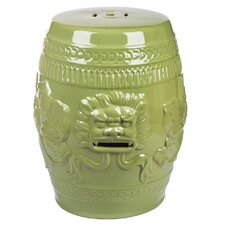 Ceramic Green Garden Stools Youll Love Wayfair