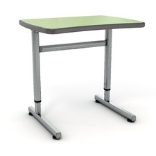 Laminate Adjustable Height Collaborative Desk