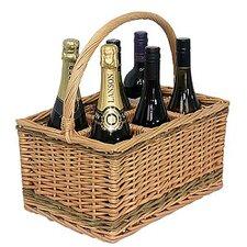 6 Bottle Wine Picnic Basket