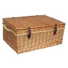 Deluxe Tartan Picnic Basket