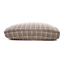 Deluxe Houndstooth Dog Bed Cover