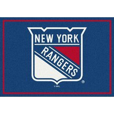 NHL New York Rangers 533322 2001 2xx Novelty Rug