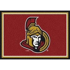 NHL Ottawa Senators 533322 2011 2xx Novelty Rug