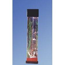 Aqua 20 Gallon Tower Triangle Aquarium Kit