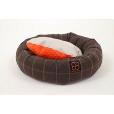 Dozer Donut Dog Bed