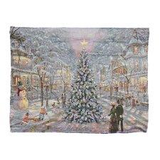 Fibre Optic Victorian Tree Tapestry